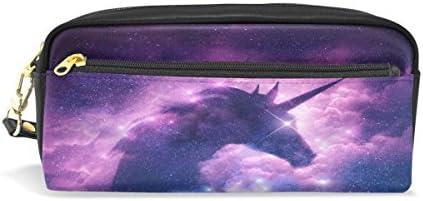 Estuche para lápices, diseño de unicornio en galaxia, bolsa ...