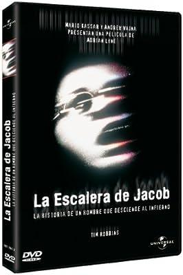 La Escalera De Jacob [DVD]: Amazon.es: Robbins, Tim, Peña ...