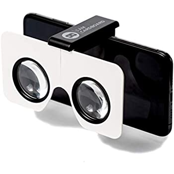 28d014310fad Amazon.com  VeeR Mini VR Goggle Fits in Your Pocket - Foldable ...