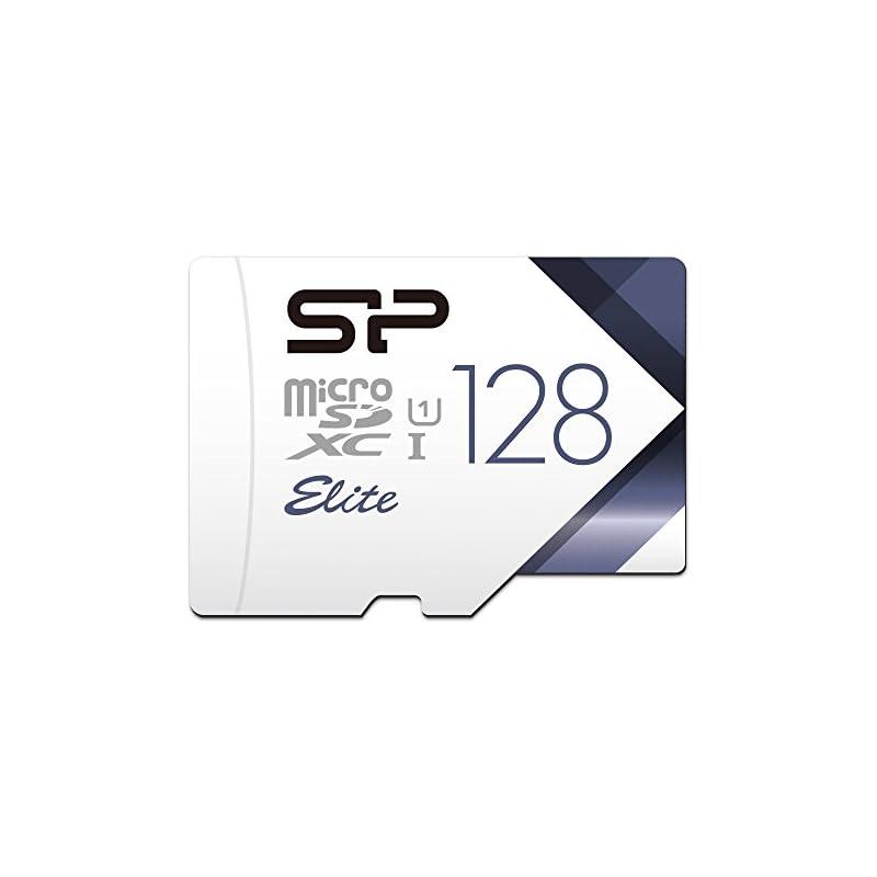Silicon Power-128GB High Speed MicroSD C