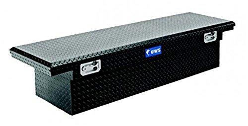 toolbox for truck bed matte black - 4
