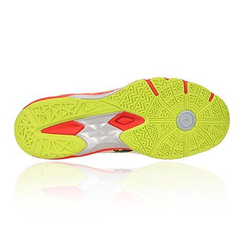 Zapatillas Squash Hombre blade Blanco Asics 5 Gel De 1U8vS8