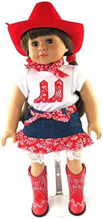 Shopping Cowboy   Cowgirl - Occupations - Doll Accessories - Dolls ... 22143ff51c85
