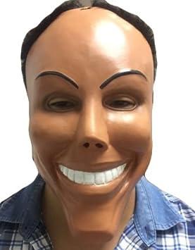 LA PURGA Máscara Deluxe Látex Disfraz De Halloween Máscaras Ethan Hawke