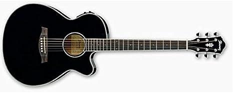 Ibanez aeg10ii Ae Series Guitarra Electroacústica: Amazon.es ...