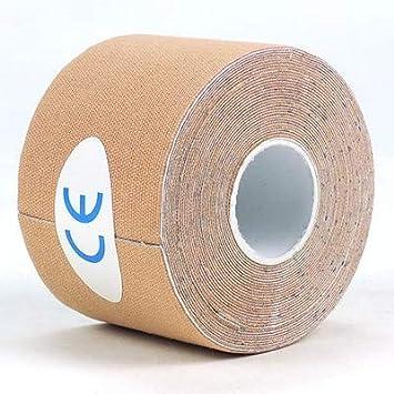 Cinta de kinesiología deportiva, 2 tamaños, cinta de recuperación ...
