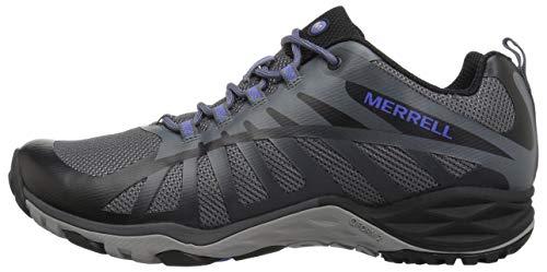 Noir Siren Merrell Q2 Edge Chaussures Basse Taille Cw8nwqYOgx