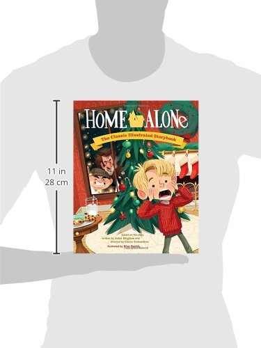 Home Alone: The Classic Illustrated Storybook (Pop Classics) by Quirk Books (Image #6)