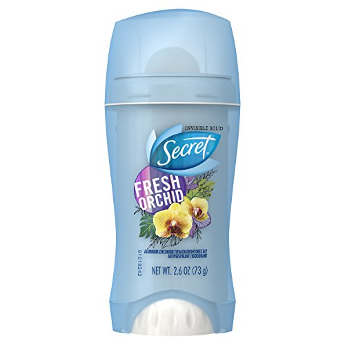 Top 10 recommendation secret deodorant fresh orchid for 2019