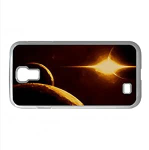 Space Travel Watercolor style Cover Samsung Galaxy S4 I9500 Case