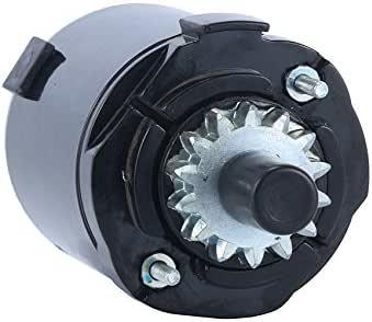 Amazon.com: Motor de arrancador compatible con tractor de ...