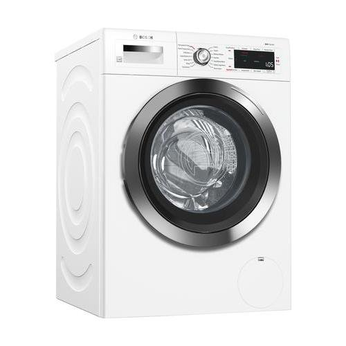 Bosch 800 series 2.3 Cu. Ft. 14-Cycle Front-Loading Washer White WAW285H2UC