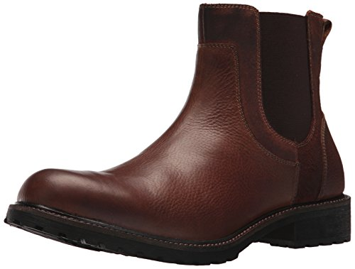 Lucky Brand Leather Brown Buck Boot Men's Light rrxwYF1dv