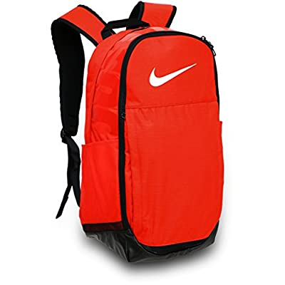 08fe003011ed Nike Brasilia Training Backpack (Max Orange Black White) on sale ...