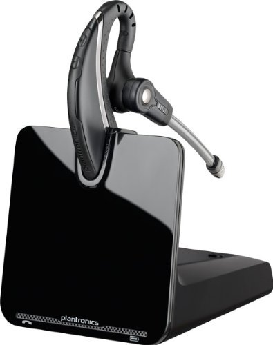Plantronics CS530 Office Wireless Headset with Extended Microphone from Plantronics