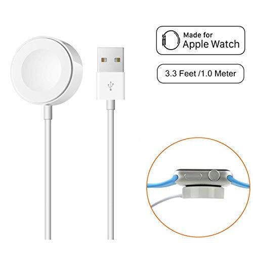 Newpoch - Cargador de Reloj para Apple, Cable de Carga para ...