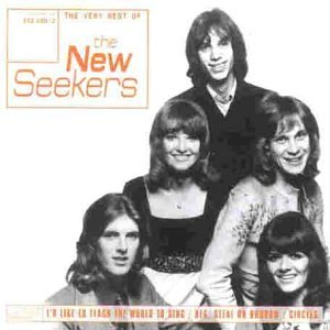 The Very Best Of The New Seekers Amazon Co Uk Music