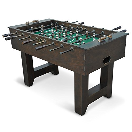 Table Soccer Action Foosball (EastPoint Sports Hunter Foosball Table Soccer Game)