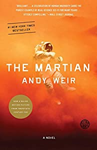Paperback The Martian : A Novel Book