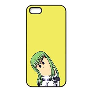 iPhone 5 5s Cell Phone Case Black CariCartoon Funny Cartoon 17 L3I8DT