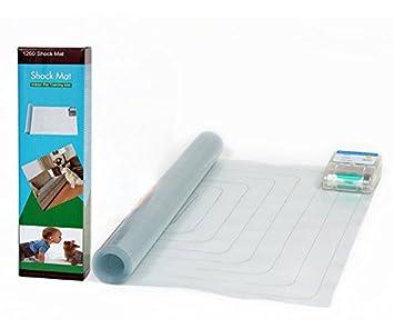 Esterilla - Alfombra eléctrica para Perros y Gatos por Descarga de 30 x 150 cms: Amazon.es: Electrónica