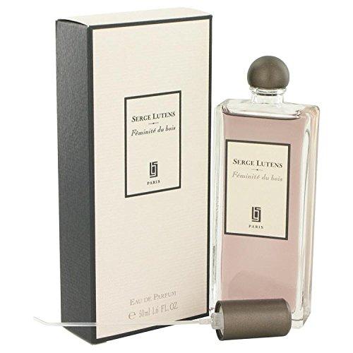 Feminite Du Bois by Serge Lutens Eau De Parfum Spray (Unisex) 1.69 oz for Women - 100% ()