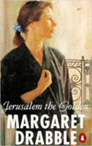 Book Jerusalem the Golden