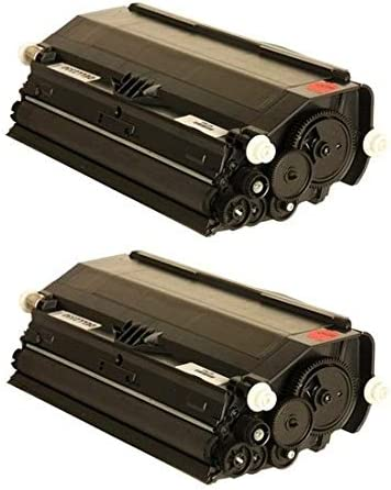 SuppliesMAX Compatible MICR Replacement for Dell 3330DN Toner Cartridge C233R/_2PK 2//PK-14000 Page Yield