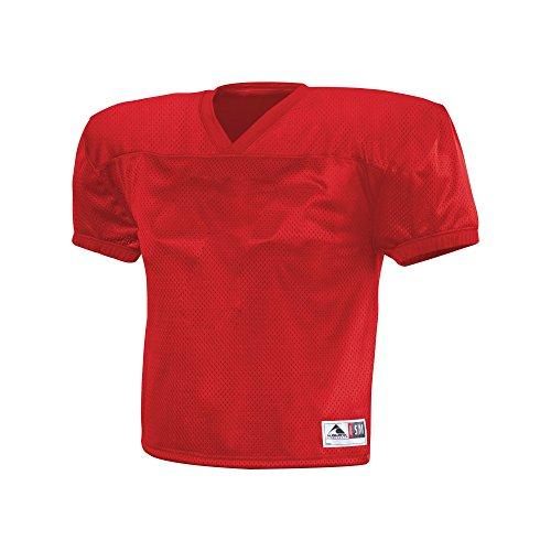 Augusta Sportswear Boys Dash Practice Jersey L/XL Red