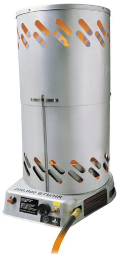 Mr. Heater MH200CV 200,000-BTU Propane Convection Heater