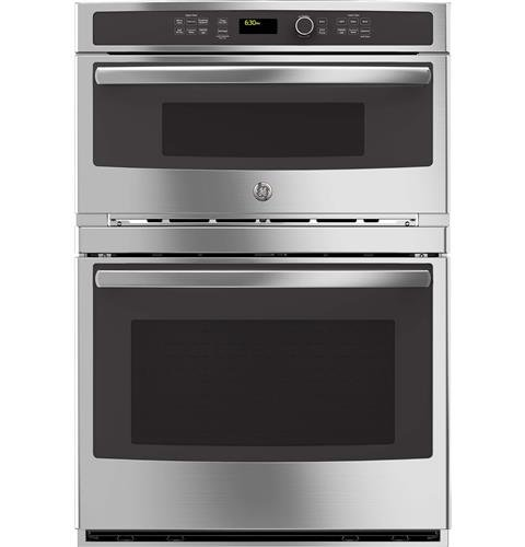 GE PT7800SHSS Microwave Wall Oven by GE