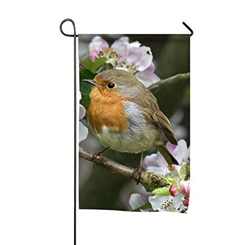 Starfactr Seasonal Garden Flag 28 x 40 inch Large Holiday Ya