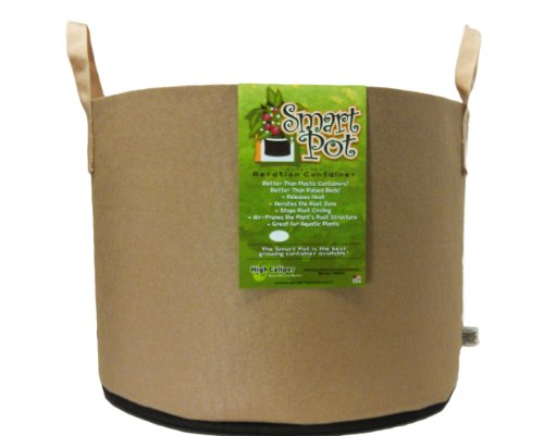 Zuo Modern Smart Pots 20-Gallon Smart Pot Soft-Sided Cont...