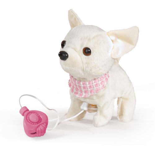 Simba 105891582 - Chi Chi Love Plüschhund Ropy 16cm, 2-sort.