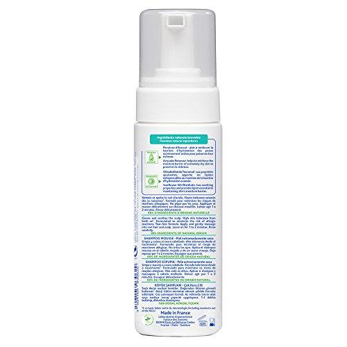 Buy mustella cradle cap shampoo