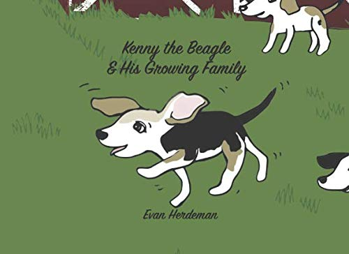 Used, Kenny the Beagle and His Growing Family for sale  Delivered anywhere in USA
