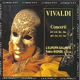Vivaldi: Concerti RV 133, 281, 286, 407, 511, 531, 541