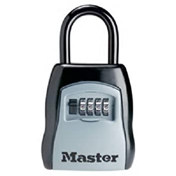 Master Lock 5400D Select Access Key Storage Box with Set-Your-Own ...