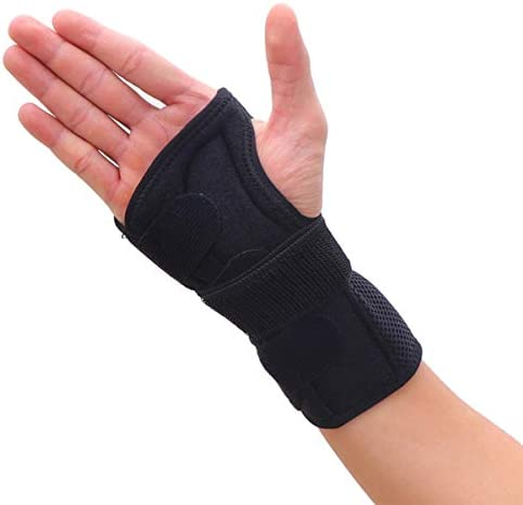 Healifty 2pcs Handgelenkstütze für Karpaltunnel Handgelenkstütze für Arthritis Tendinitis
