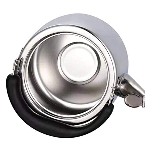 XJRHB Hot Pot Restaurant spezielle Suppentopf dick 304 Edelstahl Edelstahl Edelstahl Restaurant Wasserkocher große Kapazität (größe   2.5L) B07LD5LHWP | Vielfältiges neues Design  0569e3
