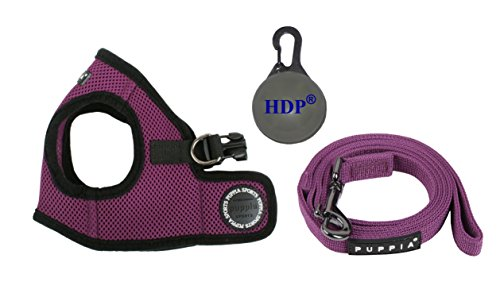 Puppia Soft Vest (Puppia Dog Mesh Harness