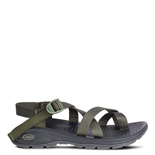 57eed25f52f Chaco Z/Volv 2 Sandal - Men's Solid Forest, 9.0