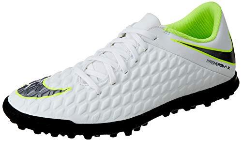 Nike Unisex-Erwachsene Hypervenom Phantom X 3 Club Tf Aj3811 10 Fußballschuhe