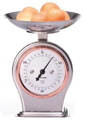 SALTER classic kitchen scale 107