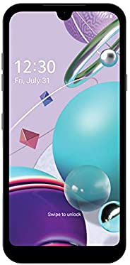 LG K31 Unlocked Smartphone – 32 GB – Silver (Made for US by LG) – Verizon, AT&T, T–Mobile, Metro, Cricket