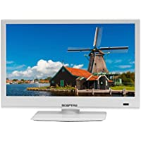 Sceptre 16 Inches 720p LED TV E168WV-SS (2017)