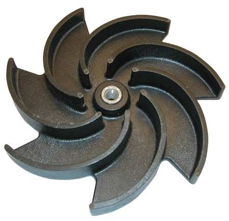 Impeller, Plastic, For 2P547 ()