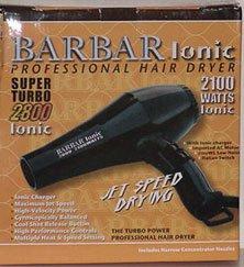 Barbar Turbo Ionic Hair Dryer 2800 (Fhi 2100 Hair Dryer)