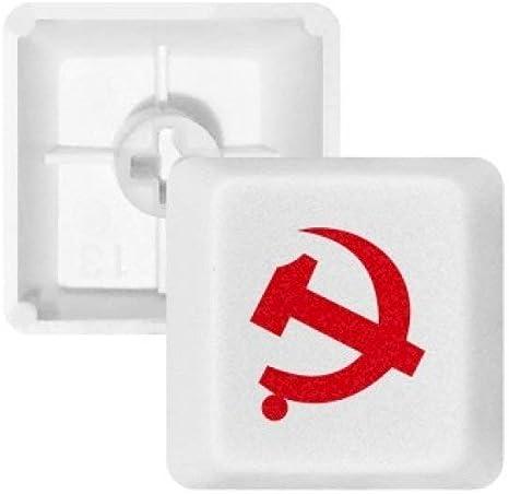 DIYthinker Insignia Comunista Rojos Teclas De Símbolos Chinos ...