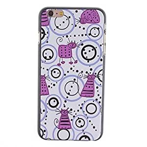 Design of Coloured Drawing Or Pattern PC Hard Cover for iPhone 6 Plus